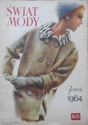 Świat mody • jesień 1964