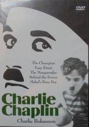 Charles Chaplin • Charlie bokserem i inne • DVD