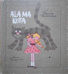 Wanda Chotomska • Ala ma kota [Maria Uszacka]