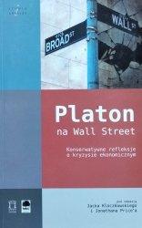 Jacek Kłoczkowski • Platon na Wall Street