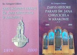 Ks. Grzegorz Cekiera • Zarys histrorii Parafii Św. Jana Chrzciciela w Krakowie [komplet]