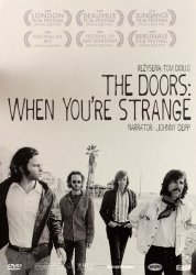 Tom Dicillo • The Doors: When You're Strange • DVD