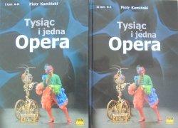 Piotr Kamiński • Tysiąc i jedna opera [komplet]