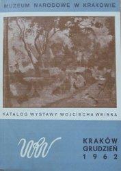Katalog wystawy Wojciecha Weissa [Muzeum Narodowe w Krakowie]