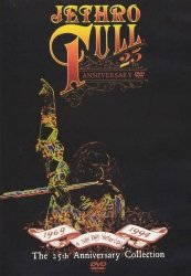 Jethro Tull • A New Day Yesterday: The 25th Anniversary Collection 1969-1994 • DVD