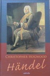 Christopher Hogwood • Händel [autograf autora]