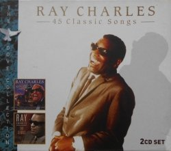Ray Charles • 45 Classic Songs • 2CD