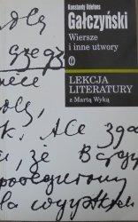 Konstanty Ildefons Gałczyński • Wiersze i inne utwory. Lekcja literatury z Martą Wyką