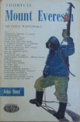 John Hunt • Zdobycie Mount Everestu [dedykacja autora]