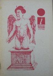'i' miesięcznik trochę inny nr 3/1990 • [Zen, medytacja, Prokopiuk, Santorski, hippisi]