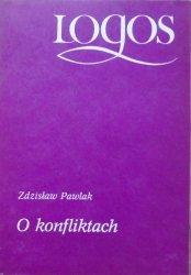Zdzisław Pawlak • O konfliktach