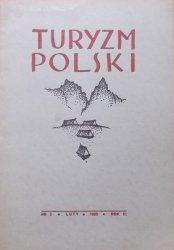 red. Dr Stanisław Leszczyński • Turyzm Polski nr 2/1939