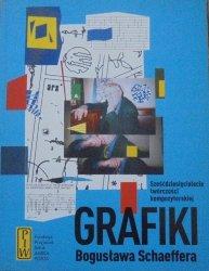 Bogusław Schaeffer • Grafiki Bogusława Schaeffera. Sześćdziesięciolecie twórczości kompozytorskiej [dedykacja autora]
