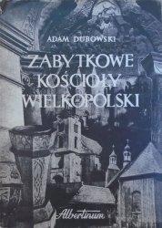 Adam Dubowski • Zabytkowe kościoły Wielkopolski