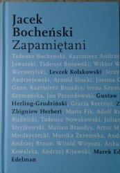 Jacek Bocheński • Zapamiętani