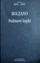 Bernard Bolzano • Podstawy logiki
