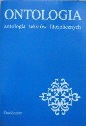 red. Michał Hempoliński • Ontologia. Antologia tekstów filozoficznych