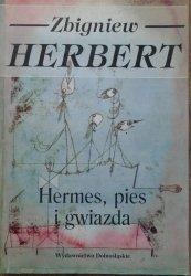 Zbigniew Herbert • Hermes, pies i gwiazda