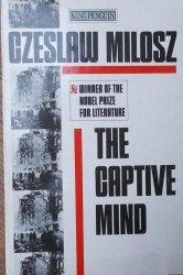 Czesław Milosz [Miłosz] • The Captive Mind [Nobel 1980]