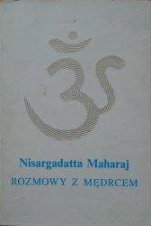 Nisargadatta Maharaj • Rozmowy z mędrcem