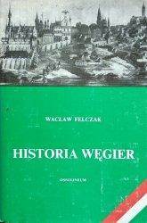 Wacław Felczak • Historia Węgier