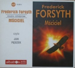 Frederick Forsyth • Mściciel [audiobook]
