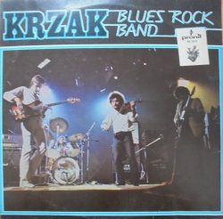 Krzak • Blues Rock Band • LP