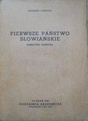 Gerard Labuda • Pierwsze państwo słowiańskie. Państwo Samona