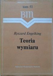 Ryszard Engelking • Teoria wymiaru