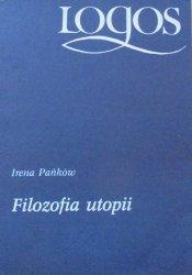 Irena Pańków • Filozofia utopii [utopia, Platon, Morus, Campanella, Fourier]