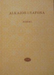 Alkajos i Safona • Pieśni [Biblioteka Poetów]