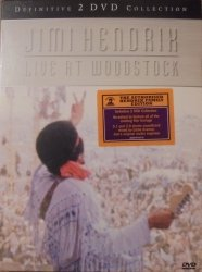 Jimi Hendrix • Live at Woodstock • DVD