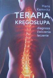 Hans Kemnitz • Terapia kręgosłupa. Diagnoza, ćwiczenia, leczenie