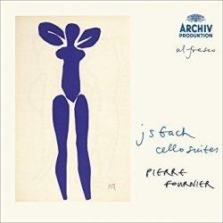 Pierre Fournier • Johann Sebastian Bach. 6 Cello Suites • 2CD