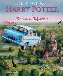 J.K. Rowling • Harry Potter i Komnata Tajemnic