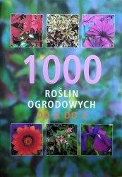 Lance Hattatt • 1000 roślin ogrodowych od A do Z