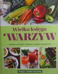 Wielka księga warzyw • Reader's Digest