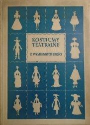 Kostiumy teatralne z XVI, XVII i XVIII w. z wymiennych części