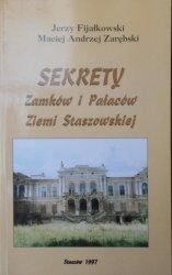 Jerzy Fijałkowski, Maciej Andrzej Zarębski • Sekrety zamków i pałaców Ziemi Staszowskiej