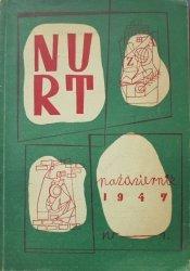 Nurt październik 1947 • [Gajcy, Borowy, Różewicz, Sartre, Steinbeck]