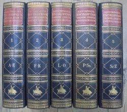 red. Stanisław Lam • Ilustrowana Encyklopedia Trzaski, Everta i Michalskiego [komplet]