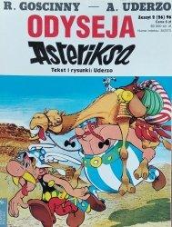 Gościnny, Uderzo • Asterix. Odyseja Asteriksa. Zeszyt 2/96