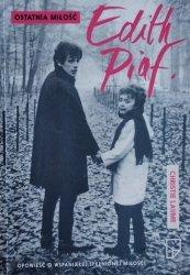 Christie Laume • Ostatnia miłość Edith Piaf