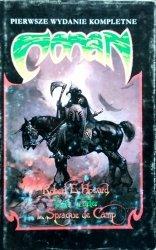 Robert E. Howard, L. Sprague de Camp, Lin Carter • Conan