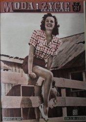 Moda i życie praktyczne rocznik 1947