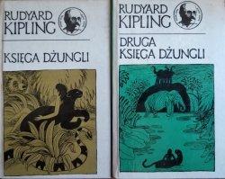 Rudyard Kipling • Księga dżungli. Druga księga dżungli [Nobel 1907]