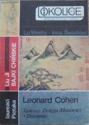 Okolice numer 10/1988  • [Leonard Cohen, Chiny, bajki chińskie]