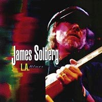 James Solberg • L.A. Blues • CD