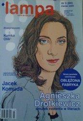 Lampa nr 3/2009 • Kumka Olik, Jacek Komuda, Agnieszka Drotkiewicz