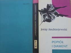 Jerzy Andrzejewski • Popiół i diament [Ewa Frysztak]